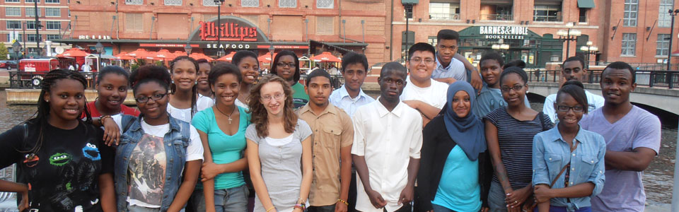 """Minority Access' Educational Talent Search Program:  College Tour"""